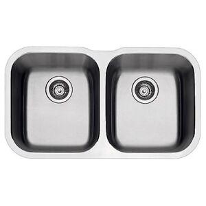 Blanco Undermount Double Kitchen Sink - new in box
