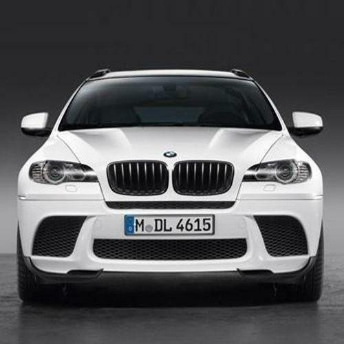 Bmw X6 S: BMW X6 Performance
