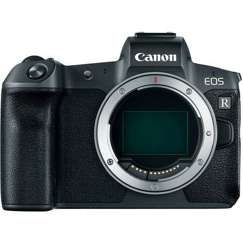 Canon EOS R Mirrorless Digital Camera Body 3075C002