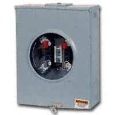 Siemens Suat417-xg Ringless Meter Socket 200 Amp