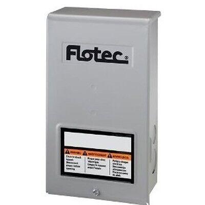 NEW STA-RITE FLOTEC FP217-812 1 HP SUBMERSIBLE WATER PUMP CONTROL BOX USA MADE (Sta Rite Water)