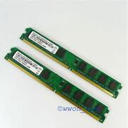 DDR2 PC2-6400 4GB Desktop