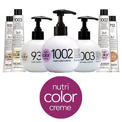 (72,22€/1L) Revlon Nutri Color Creme alle Farben & Größen - 100ml und 270ml