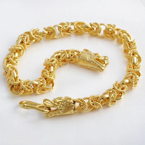 Gold Dragon Bracelet Ebay