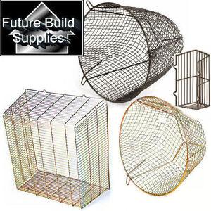 Terminal Guard Boiler Flue Outlet Basket Square Or Round