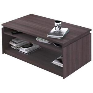 Primo International Brighton Alpha Modern Rectangular Coffee Table (New other)