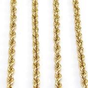 14k Gold Chain 18