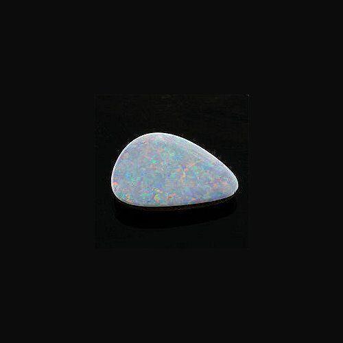 Australian Opal Doublet 19x15.4mm Freeform 7.32ct (One of a Kind Stone)