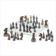 Civil War Chess Pieces
