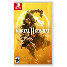 Mortal Kombat 11 - Switch New