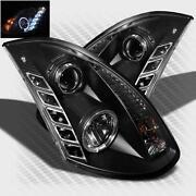 2007 Infiniti G35 Headlights