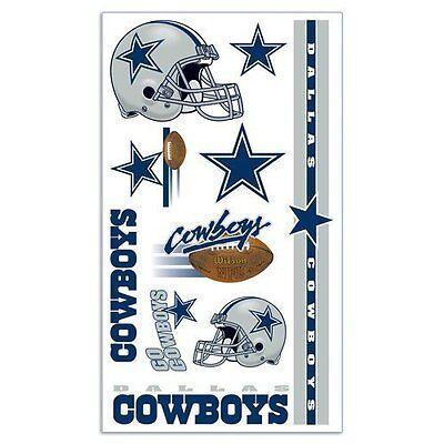 Dallas Cowboys Temporary Tattoos ()