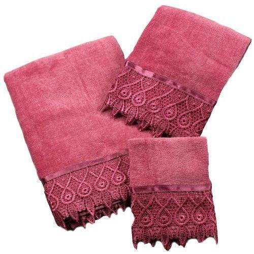 Lace Bath Towels Ebay