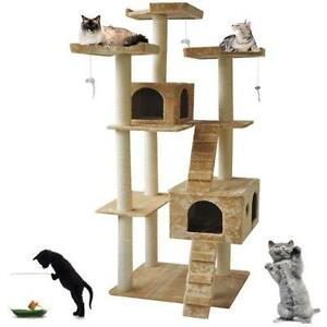 How To Make A Pla arium together with Dreams Happen Again furthermore Cat Condo together with Instructions together with Cardboard Cat House Landmarks Poopy Cat 04 27 2016. on cat playhouse plans