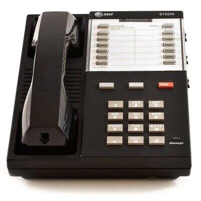 Fully Refurbished Avaya Definity 8102m Phone Black