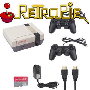 Retropie/Raspberry Pi 3 - Retro Gaming System 16GB