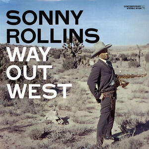 Sonny Rollins - Way Out West LP Vinyl RI NEW