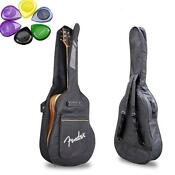 Acoustic Guitar Padded Gig Bag