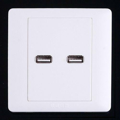 Usb Outlet Wall Plate Ebay