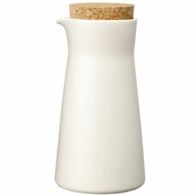 Iittala Teema White Pitcher with Wooden Cork 0.2L