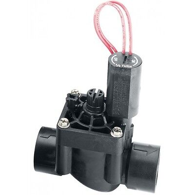 Hunter PGV SOLENOID VALVE 25mm +Flow Control, 12v DC Latching Coil, Screw Top