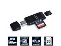 USB 3.0 Micro SDXC Card Reader