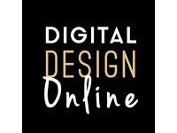 Web, Graphic & Mobile App Design - Web Design from £79