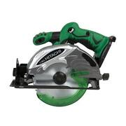 Hitachi Cordless Saw