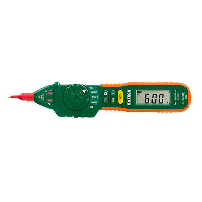 Extech 381676a Pen-type Digital Multimeter 200v 200a Wncv Detector