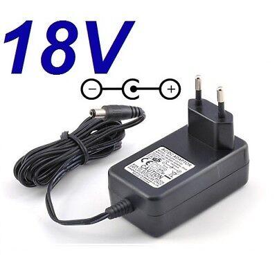 Cargador Corriente 18V Reemplazo Destornillador Electrico BLACK & DECKER HP9048