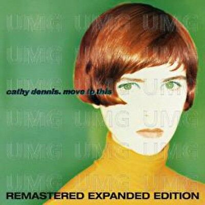Cathy Dennis   Move To This  Expanded Edition  New Cd  Uk   Import
