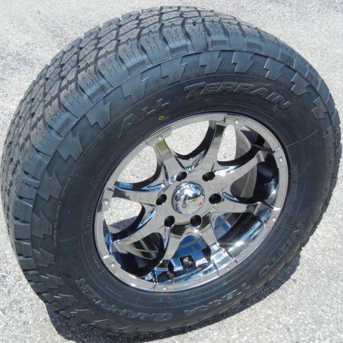 silverado wheels tires 17 ebay. Black Bedroom Furniture Sets. Home Design Ideas