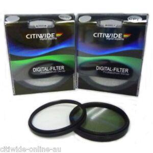 CW-77mm-MC-multi-coating-UV-CPL-2-Filter-set-for-DSLR-Lens-hoya-kenko-AU
