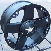 22 Black Wheels