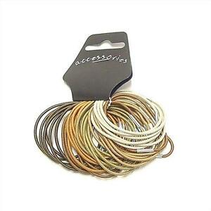 Brown Elastic Hair Bands 4c0a836ddd5