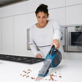 BLACK+DECKER 10.8 V Lithium-Ion Dustbuster with Cyclonic Action, 21.6 W