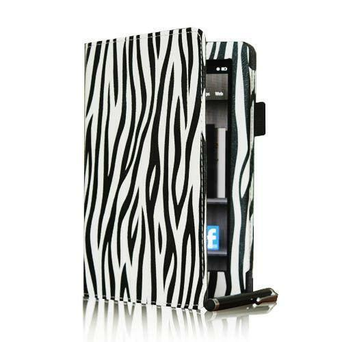 Zebra Print Kindle Fire Case Ebay