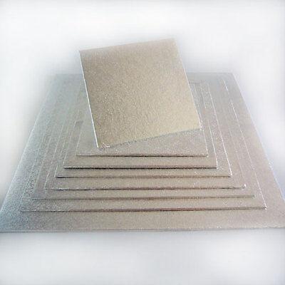 FunCakes Cakeboard eckig °° Tortenplatte ° verschiedene  Größen  ° Stärke 4mm Cake Board