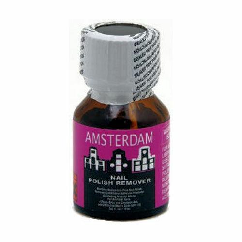 Amsterdam Nail Polish Remover 10ml