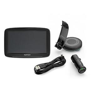 a681f66f54a TomTom Start 52 5-Inch SAT NAV with Western Europe Maps and Lifetime ...