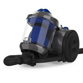 New VAX CCMBPV1P1 Power Pet All Floors Cylinder Bagless Vacuum Cleaner Blue - RRP £79