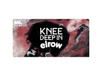 5 x Knee Deep in Elrow Tickets for Sale!! In Motion Bristol - Proof of purchase ! :)