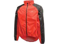 Dare 2b Mens XL Dynamize Waterproof Jacket Red Cycling/Running