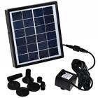 Solar Panel Water Feature