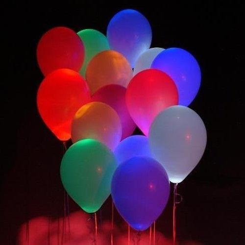 Light Up Balloons Ebay