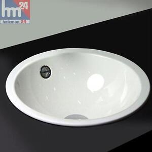 Alape-Einbaubecken-Stahl-Waschtisch-EB-K450-weissf-Porzellan-Emalie-2002000000