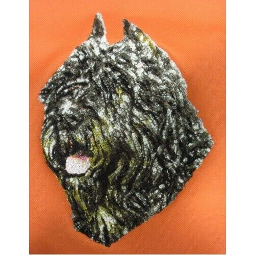 Embroidered Ladies Fleece Jacket - Bouvier des Flandres DLE1491 Sizes S - XXL
