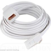 Telephone Extension Cable 20M