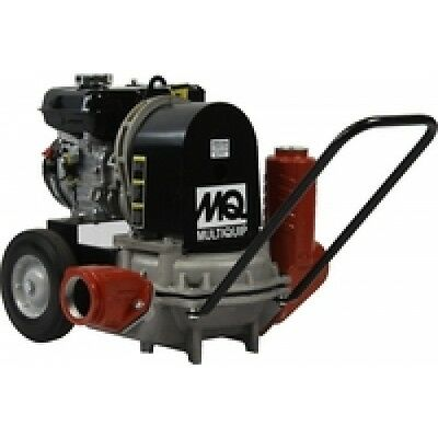Multiquips Mqd3h 3 Diaphragm Pump 90 Gpm Honda Gx120 50 Head
