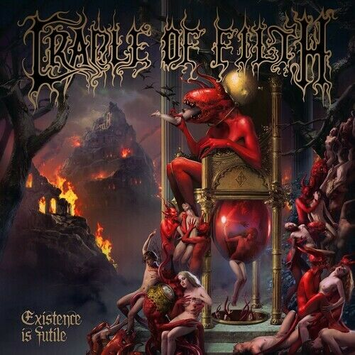 Cradle Of Filth - Existence Is Futile [CD New]